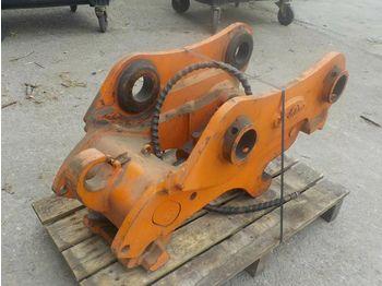 Hydraulic QH to suit 20 Ton Excavator - сцепное устройство