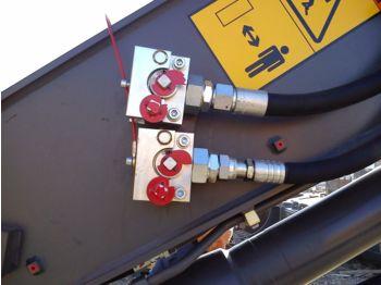New coupler B-Quick for hydraulic hoses Balavto - сцепное устройство