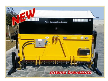 TECNOMECCANICA SPANDICALCE SPC160B - навесное оборудование