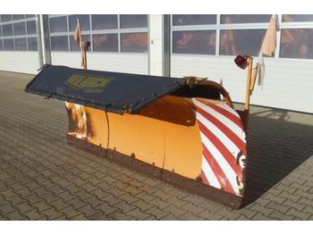 Відвал Unimog Schneepflug - Schneeschild Beilhack PV26-3