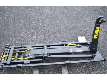 Būvgružu konteineru/ pacēlāji ar āķi sistēma NOWE URZĄDZENIE HAKOWE, HAK, HAKOWIEC