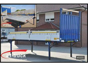 Noņemamā kravas kaste Krone WB, Bordwand, Baustoff Multilockleiste, 7,45