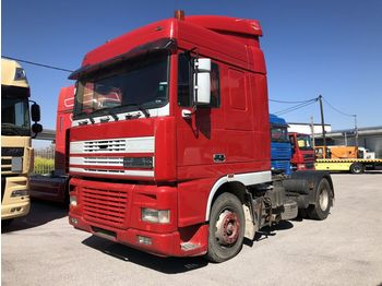 DAF 95XF.480 EURO2 MANUAL SPACE CAB - nyergesvontató