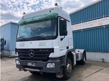 Mercedes-Benz ACTROS 2044AS 4x4 (EPS WITH CLUTCH / RETARDER / HYDRAULIC KIT / REDUTION AXLES) - nyergesvontató