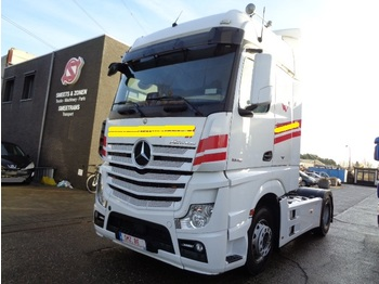 Nyergesvontató Mercedes-Benz Actros 1848 BigSpace Full option 11/15