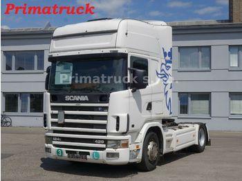 Scania 124 420 Standard Retarder  - nyergesvontató