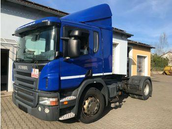 Nyergesvontató Scania P 400 EURO 5 Standheizung Totwinkel Klima