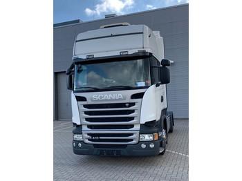 Nyergesvontató Scania R410 Topline