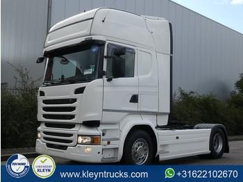 Nyergesvontató Scania R410 topline retarder