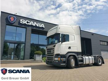 Scania R450 LA4X2MNA Topline SCR only Kompressor  - nyergesvontató