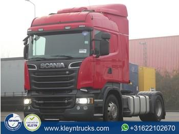 Nyergesvontató Scania R520 hl v8 e6 alu rims
