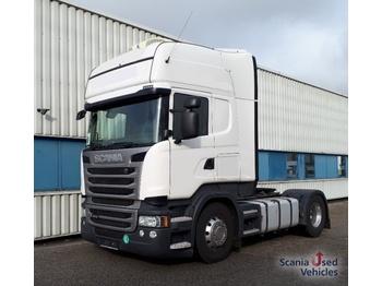 Scania R 410 LA4X2MNA Euro 6 Topline - nyergesvontató