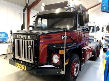 Scania T 141 6x2 - nyergesvontató