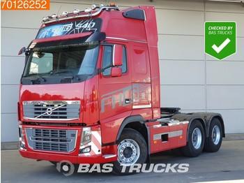 Volvo FH16 540 6X4 XL Retarder 2x Tanks Euro 4 - nyergesvontató