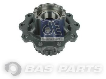 DT SPARE PARTS Wheel hub Rear axle 7485107753 - achterass