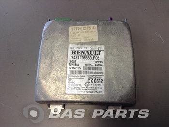 RENAULT Telematica Regeleenheidnh 7421195530 - ecu