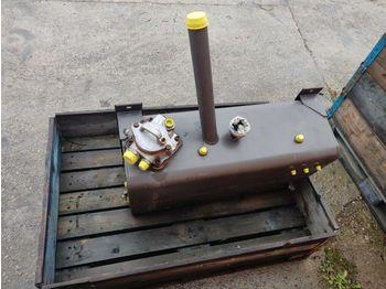 COMPLETE WITH HYD.OIL FILER HOUSING - hydrauliektank