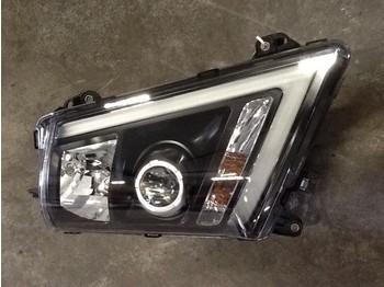 Lichten/ verlichting Volvo FH 16