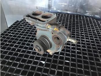 Liebherr Waterpump - motor/ motor onderdeel