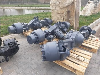 IVECO ASTRA 6x6 AXLES / HHD9 66.48T / 2017 - vooras