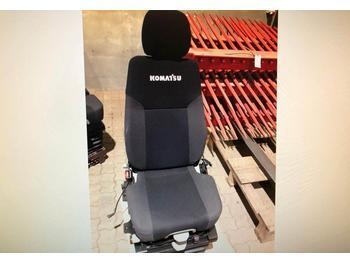 Øvrige Sæde, Komatsu  - zitplaats