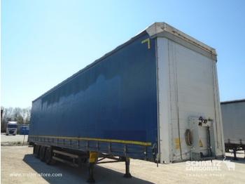 Schmitz Cargobull Curtainsider Mega - huif oplegger
