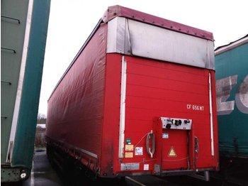 Schmitz Cargobull Rideaux Coulissant Mega - huif oplegger