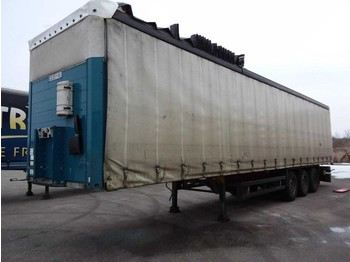 Schmitz Cargobull SKO24 - huif oplegger