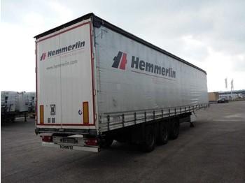 Schmitz Cargobull SKO24 Mega - huif oplegger
