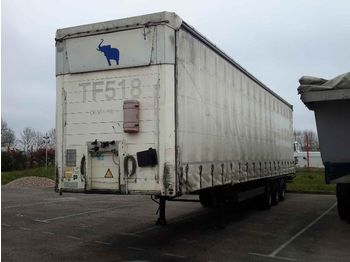 Schmitz Cargobull SKO Mega - huif oplegger