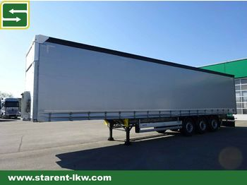 Huif oplegger Schmitz Cargobull Tautliner Liftachse, XL-Zertifikat, Multilock