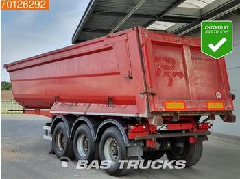 Galtrailer 33m3 Steel tipper Hydraulic Tailgate - kipper oplegger