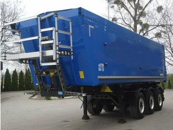 Schmitz Cargobull GOTHA SKI 24 SL 7.2 ALU Kipper Auflieger 36m3  - kipper oplegger