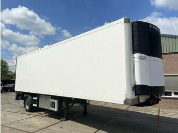 Lamberet FRIGO - Systeem TKS 10-TRI | City-trailer | Carr  - koelwagen oplegger