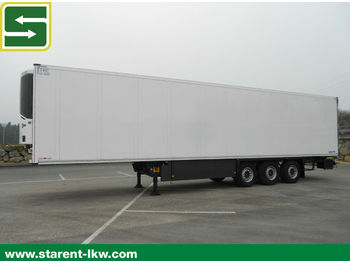 Koelwagen oplegger Schmitz Cargobull Thermo King SLXi300, Blumenbreit, Palettenkasten