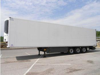 Schmitz Cargobull Tiefkühlauflieger mit Thermoking Doppelstock  - koelwagen oplegger