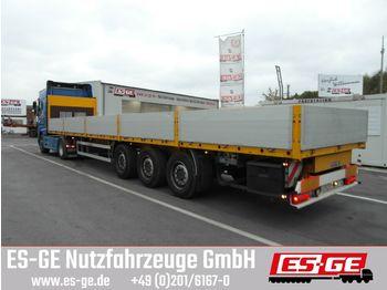 ES-GE 3-Achs-Sattelanhänger - Bordwände - CV  - platform oplegger