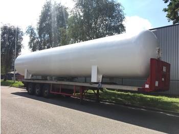 Tank oplegger Citergaz 69700 liter LPG / GPL Gas / Gaz storage tank, Propane, Gastank, Propan
