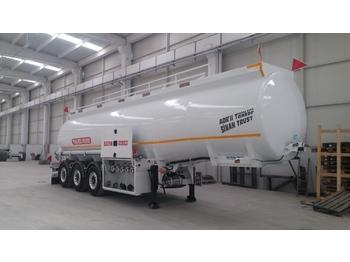 Fuel Tanker Semitrailer / TANKAUFLIEGER / عربات الصهريج لنقل الوقود ومواد التشحي  - tank oplegger