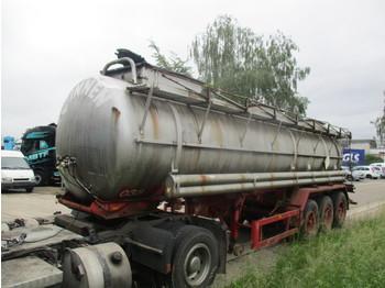 Tank oplegger Hendricks Oplegger