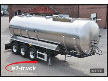 Kässbohrer Schwarte Jansky NEU Gülle 30m³ Börger, Premium,  - tank oplegger