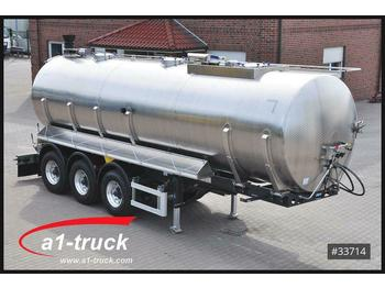 Kässbohrer Schwarte Jansky NEU Gülle 30m³ Börger, Premium  - tank oplegger