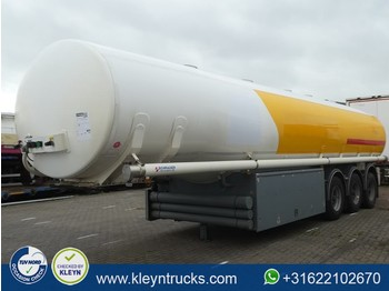 LAG FUEL 42.000 LITER CO 5 compartments - tank oplegger