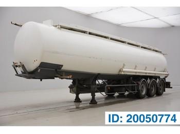 Tank oplegger Trailer Tank 40000 liter