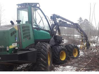 Harvester Timberjack 1070D