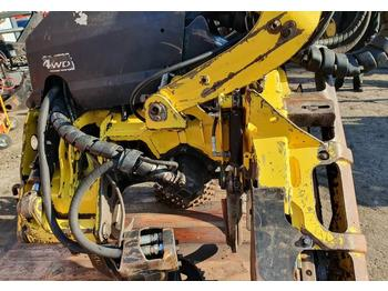 Orman makinaları John Deere 758HD Harvesting head