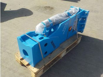 Franz F100 - młot hydrauliczny