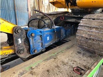 Młot hydrauliczny HAMMER BRISE ROCHE POUR PELLE 14T A 18 TONNES