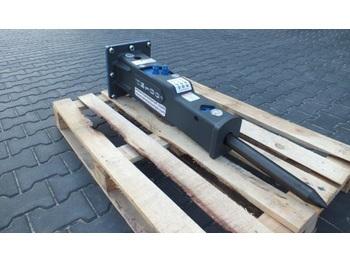 Młot hydrauliczny HAMMER HM 100 Hydraulic breaker 90 KG