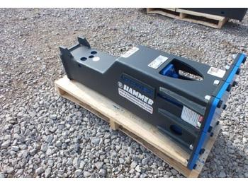 Młot hydrauliczny HAMMER HM 500 Hydraulic breaker 360kg